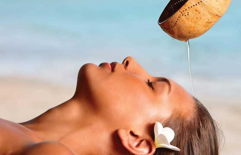 Fijian Scalp Treatment