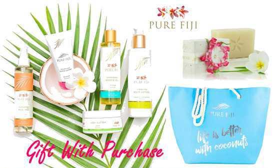 Pure Fiji Retail Bonus Time
