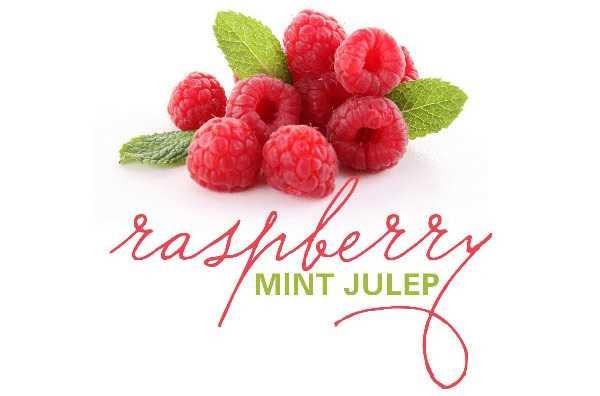 Raspberry Mint Julep