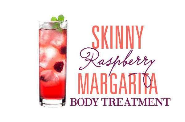 Skinny Raspberry Margarita